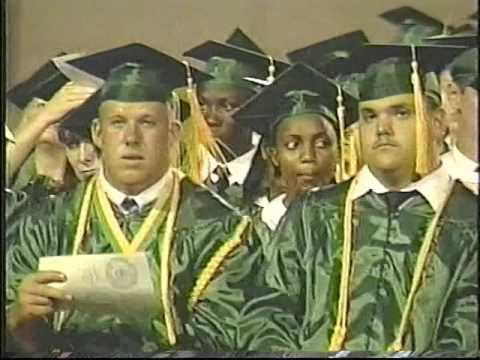 1999 Richmond Senior High School graduation