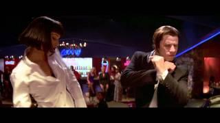 клип криминальное  чтиво танец века