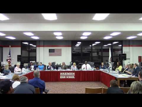 bremen high school district 228 address