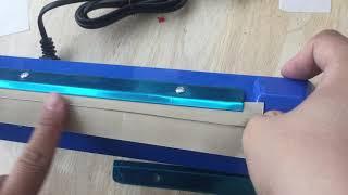 꽃풍선몰 실링기 열선 교체법 - 꽃풍선 만들기 필수단계