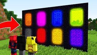 8 YENİ GİZEMLİ PORTAL! - Minecraft