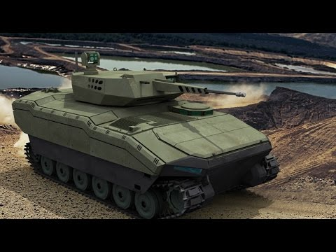 Kaplan 20 New Generation Of Armored Fighting Vehicles From