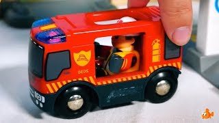 SOS! - Brio Toys Story - Adventure story for children with learning toys for kids!