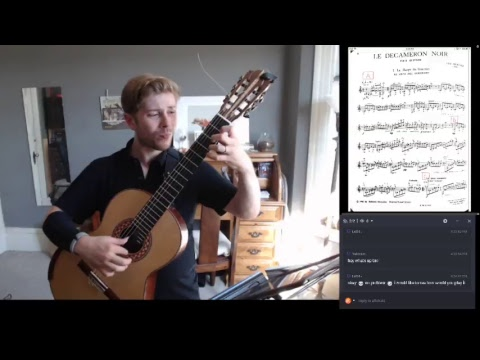 Short practice stream. Sightreading + Brouwer?