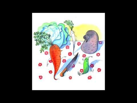 С.Михалков. Стихи. Овощи. Чит. Жорж Октавио
