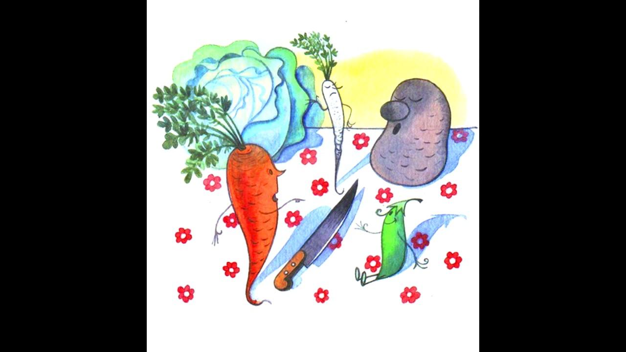 михалков овощи картинки украине принимала участие