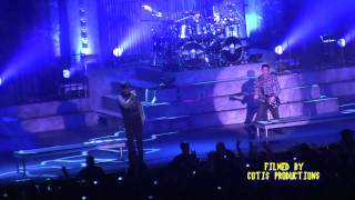 Repeat youtube video Avenged Sevenfold - Danger Line [LIVE DEBUT] - 2011-01-20 - Sovereign Center - Reading, PA - HD