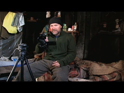 How To Record Good Audio Outside - Survivorman Behind the Scenes