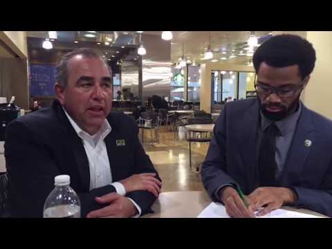 Wright State Board of Trustees Chairman interviewed on Facebook Live
