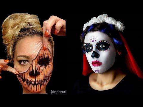 ✧Best Halloween Makeup Tutorial Compilation 2017 #haloween