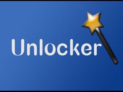 Unlocker — программа для удаления неудаляемых файлов