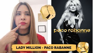 #perfumes LADY MILLION - PACO RABANNE!!!