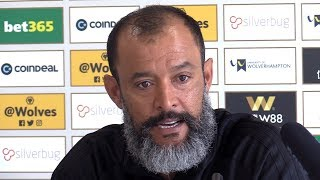 Nuno Espirito Full Pre-Match Press Conference - Wolves v Everton - Premier League