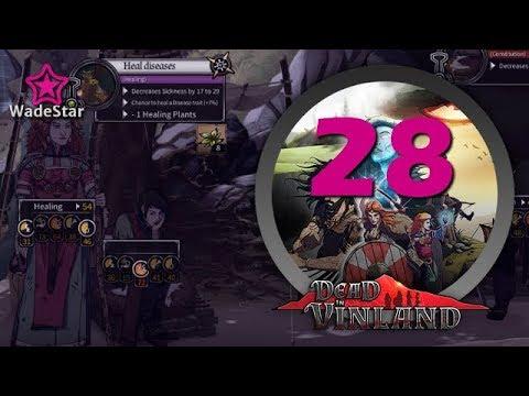 Dead in Vinland Let's Play 28 | Everyone is Sick |