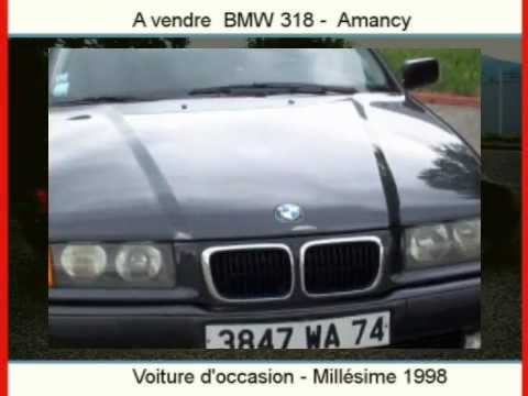 achat vente une voiture occasion bmw 318 amancy haute. Black Bedroom Furniture Sets. Home Design Ideas