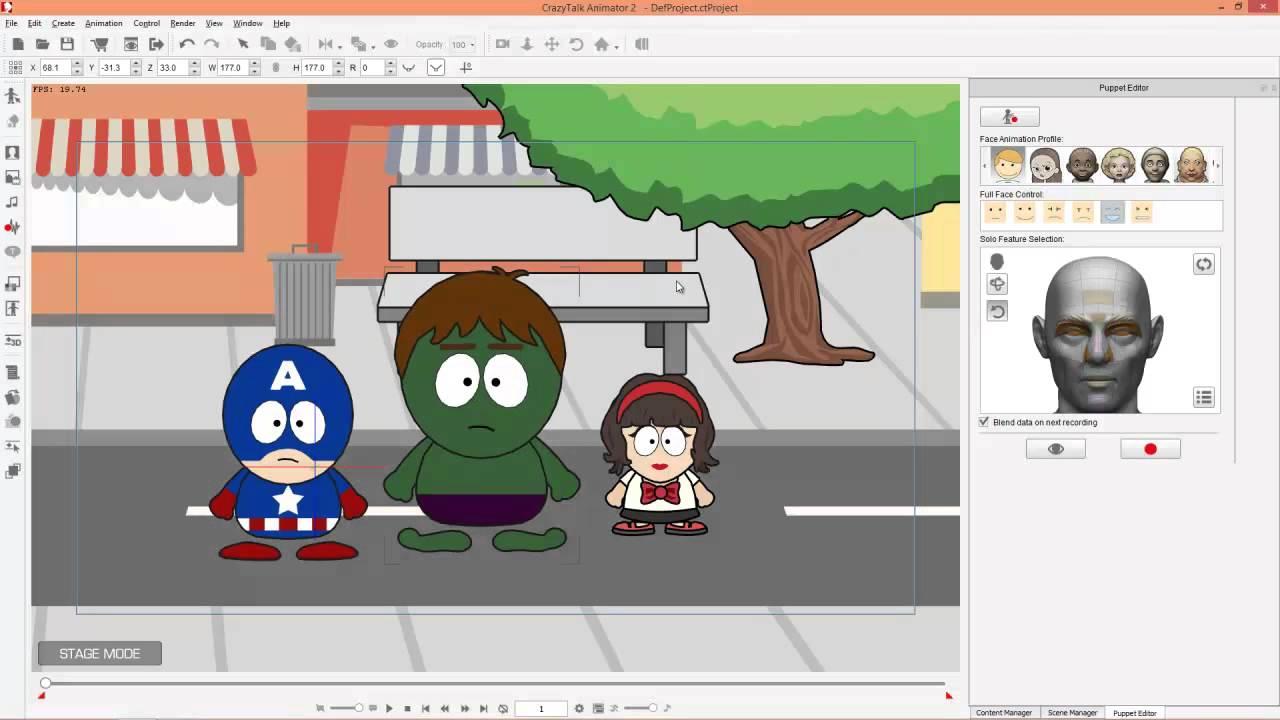 crazytalk animator 3 繁體 破解