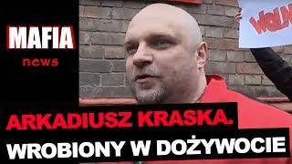 WROBIONY W DOŻYWOCIE. SPRAWA ARKADIUSZA KRASKI – EWA ORNACKA [RECENZJA] | Mafia News