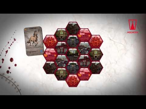 Трейлер к настольной игре Z-Game