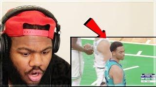 7'6 TACKO FALL NBA DEBUT! CHARLOTTE HORNETS vs BOSTON CELTICS | NBA FULL GAME HIGHLIGHTS