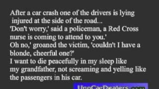 Autos & vehicles jokes