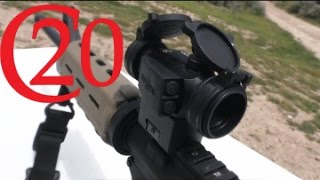 AR Red Dot: Vortex Sparc II First Shots