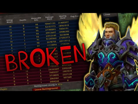 Prot Paladins are BROKEN! - Swifty Plays the WoW Legion Beta