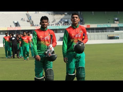 Bangladesh Under-19s VS Namibia Under-19s Live Streaming ,ICC World Cup  4th Match