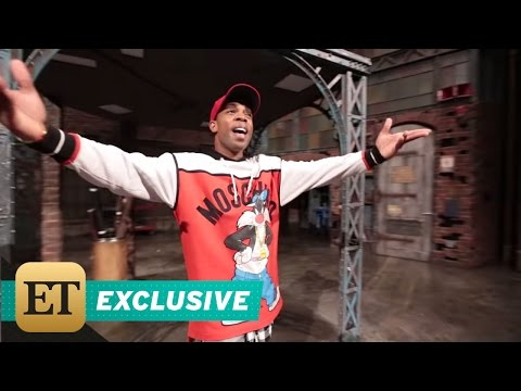 "Todrick Hall in Broadway's ""Kinky Boots"": Behind-The-Scenes"