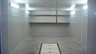 Как сделать электричество и свет в гараже ч.2