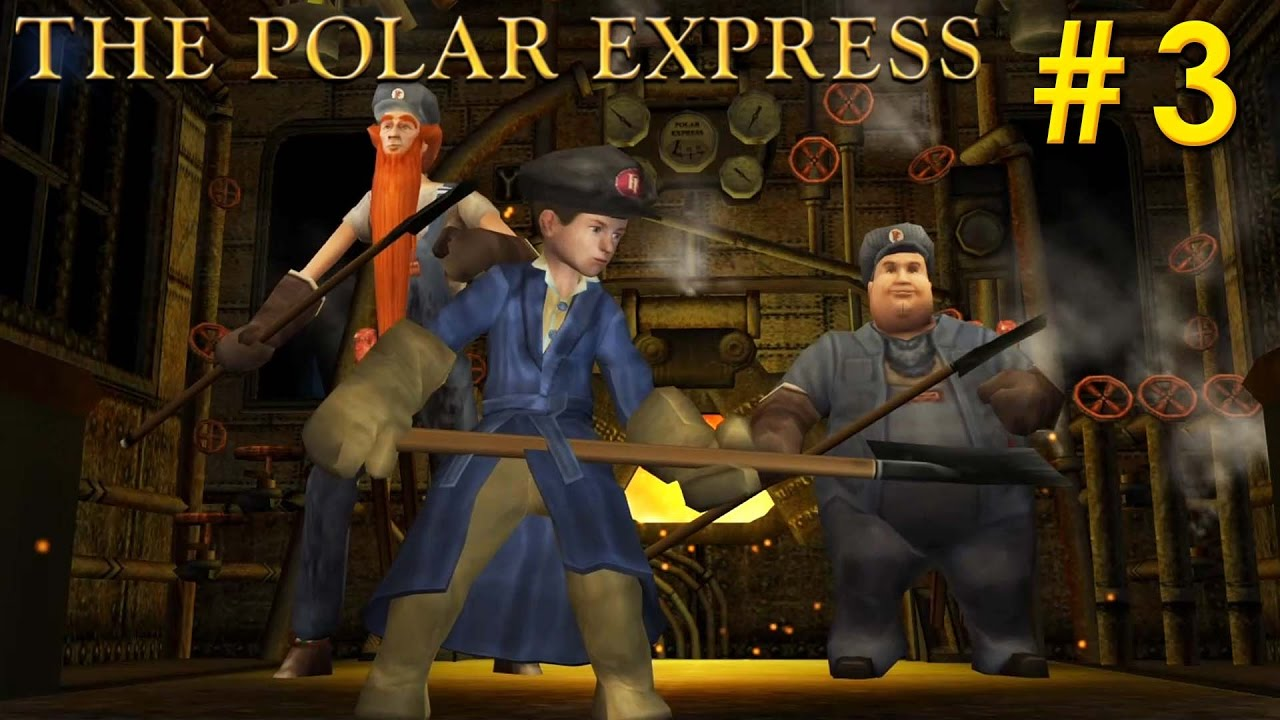 The polar express pc gameplay playthrough 1080p win 10 chapter 3 the engine room youtube - Polar express hd ...
