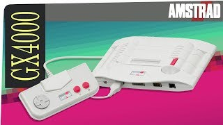 Amstrad GX4000 - The Amstrad CPC Games Console