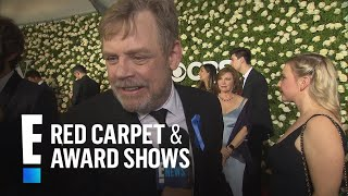 What Mark Hamill Misses Most About Carrie Fisher | E! Live from the Red Carpet