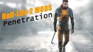 """Моды для Half-Life 2 - """"Penetration"""""""