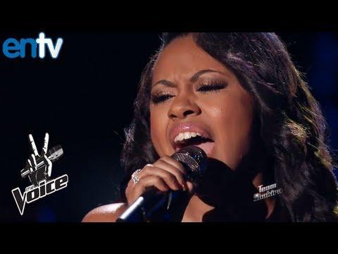 Live Playoffs Round 2 feat Sasha Allen - The Voice Season 4