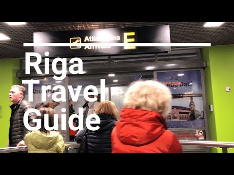 Riga Travel Guide/Europe/Ceylons in Europe(trailer)