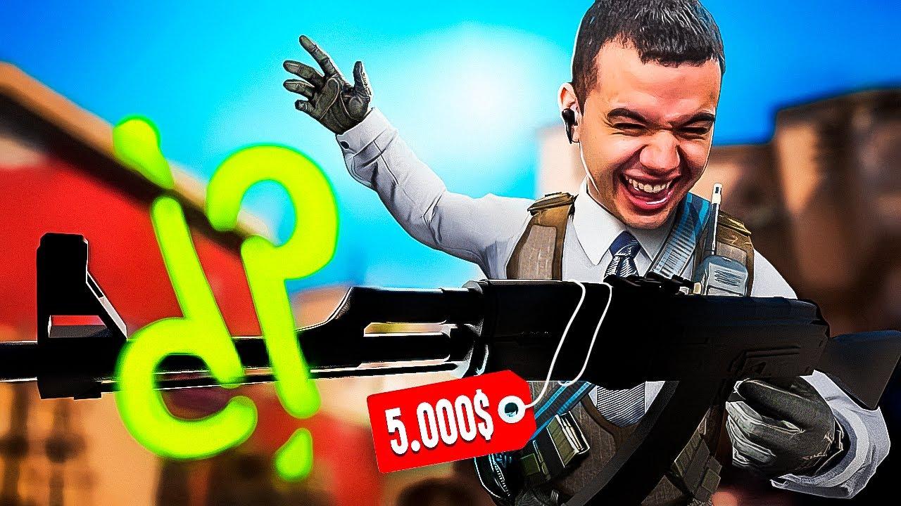 ME HE COMPRADO ESTE AK DE +5.000$