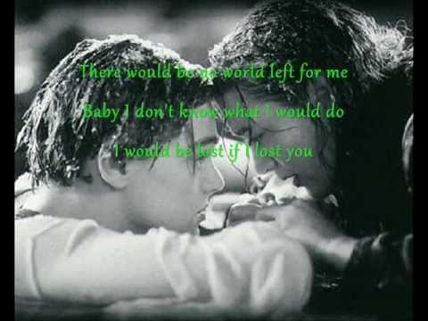 How Do I Live Without You Trisha Yearwood Lyrics Youtube