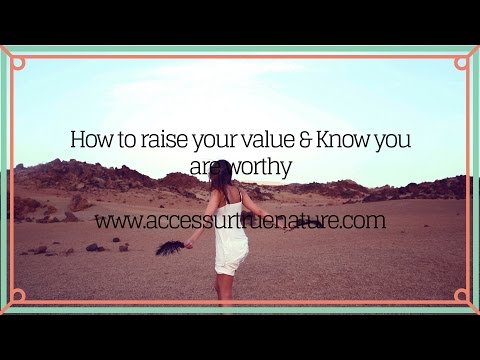 How to own your worth and raise your value