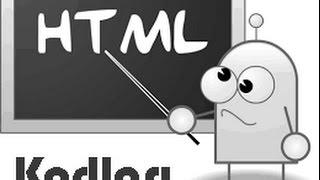 Bedavaya Web Sitesi Hazırlama ## Html Kodları Bölüm/1