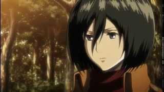 Shingeki no Kyojin OVA 3 Clip 4 - Mikasa