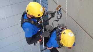 Socorro básico en trabajos verticales
