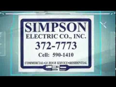Simpson Electric Co Inc- Electrician near Little Rock AK, 72206