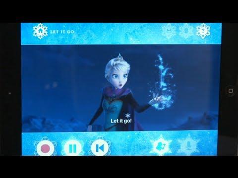 Disney Karaoke: Frozen from Disney Publishing Worldwide