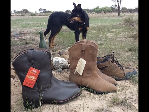 R.M. Williams Boots Review - RMW Stockyard Winton High Top Boot