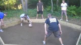 Extreme GaGa Pit Action!