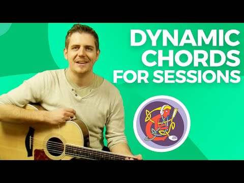 Irish Guitar Lesson: Dynamic Chords for Accompanying Irish Music