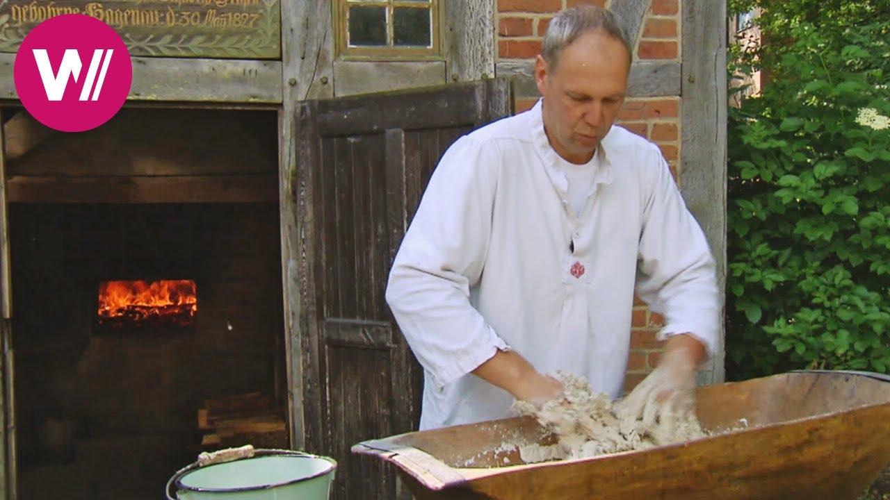 Download Brot Backen wie in alten Zeiten - traditionelles Bäckerhandwerk