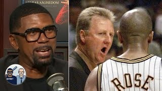 Jalen Rose explains how Larry Bird validated his career | Jalen & Jacoby