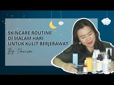 Skincare Routine di Malam Hari untuk Kulit Berjerawat ...