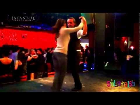 SOCIAL SALSA | TANIA CANNARSA & HAMIT ERENTURK | 2. ISTANBUL PERFORMANS LATIN FESTIVAL
